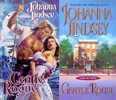 Johanna Lindsey - Gentle Rogue