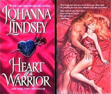 Johanna Lindsey - tim, trái tim of A Warrior