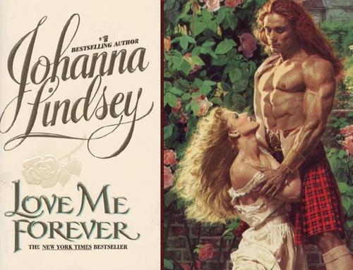 Johanna Lindsey - upendo Me Forever