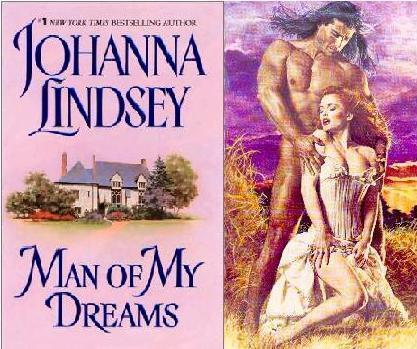 Johanna Lindsey - Man of My Dreams