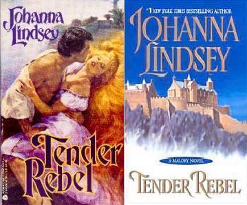 Johanna Lindsey - Tender Rebel