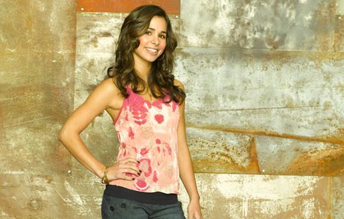Josie Loren as Kaylie Cruz