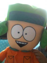 South Park Hintergrund entitled Kyle Plush!