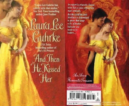 Historical Romance wallpaper entitled Laura Lee Guhrke