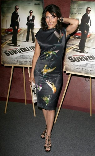 "Lisa Edelstein @ ""Surveillance"" premiere in Los Angeles, June 15"