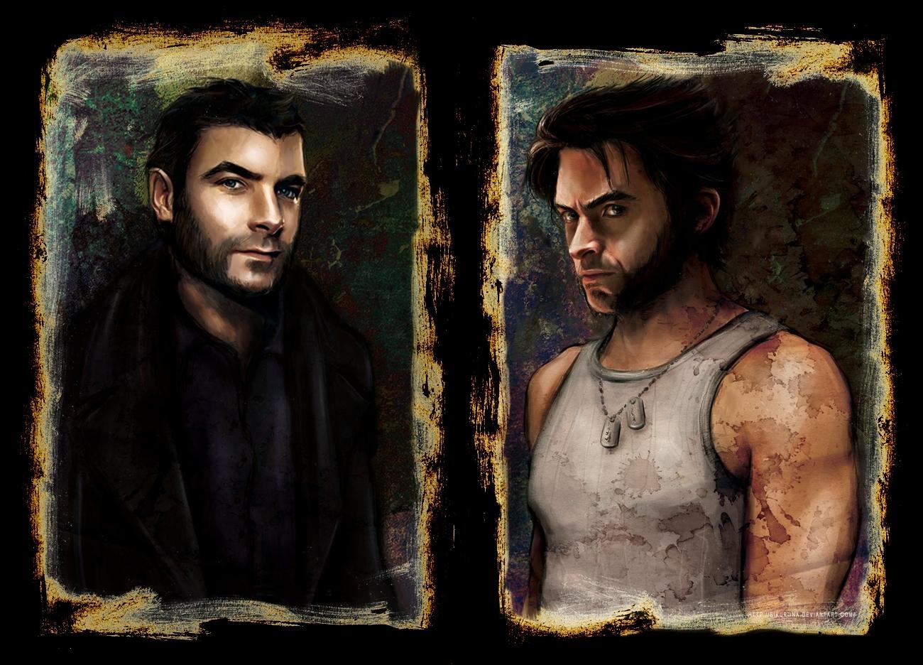 X Men Origins Wolverine Victor Logan 92