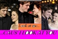 Look at me...coz I look at u! - twilight-series photo