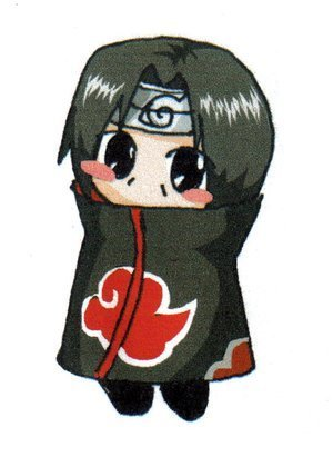 MY KAWAII Akatsuki Chibi COLLECTION!!!!!!!!!