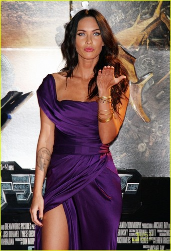 Megan Fox @ Transformers ROTF Toyko Premiere