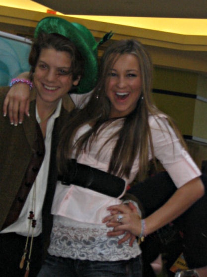 Ashley Leggat & Michael Seater images Mike/Ashley ...