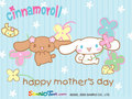 Cinnamoroll Mother's Day E-Card