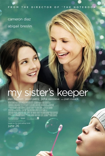 My sister's keeper wallpaper entitled My Sister's Keeper