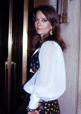 natalie wood wallpaper probably with a kirtle and a coquetel dress titled Nat
