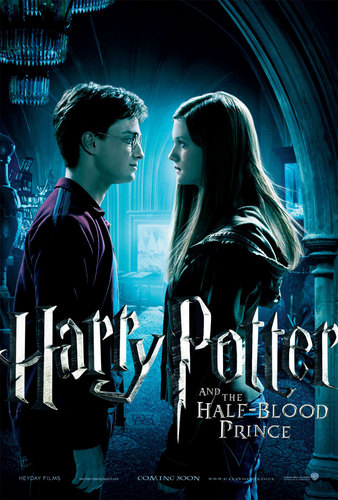 New HBP Posters - harry-potter Photo