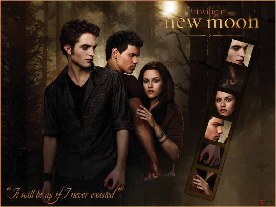 New Moon fondo de pantalla