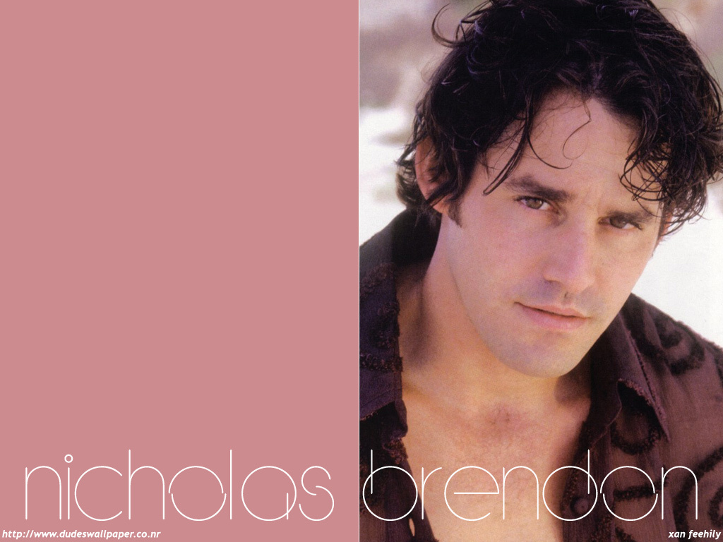 Nicholas Brendon - Wallpaper Hot