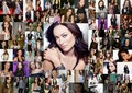 Olivia Collages  - olivia-wilde fan art