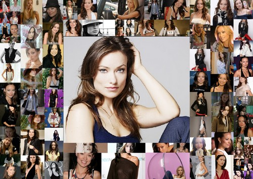 Olivia Collages