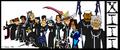 Organization XIII TDI Style - total-drama-island fan art