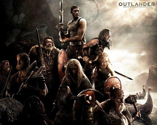 Outlander movie پیپر وال