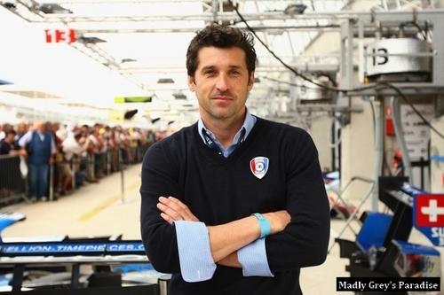 Patrick- Race for Le Mans photoshoot