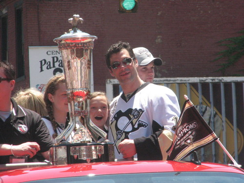 Penguins Victory Parade