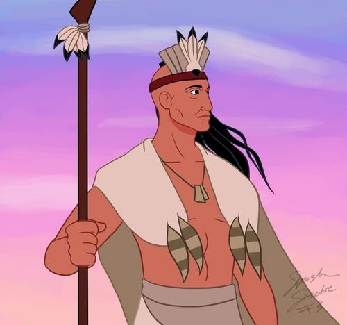 Disney Parents wallpaper called Powhatan