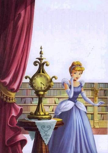 Princess Cenerentola