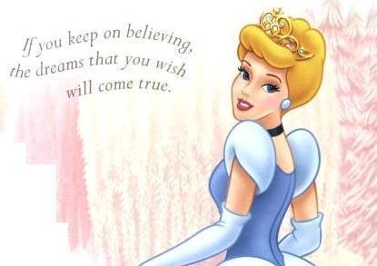 Princess 灰姑娘