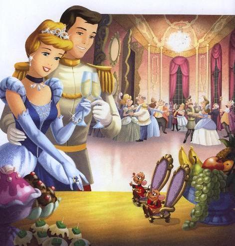 Princess cenicienta