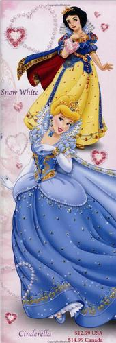 Princesses Snow White and সিন্ড্রেলা