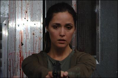 Rose in 28 Weeks Later