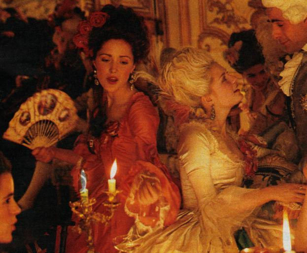 Rose in Marie Antoinette - rose-byrne photo