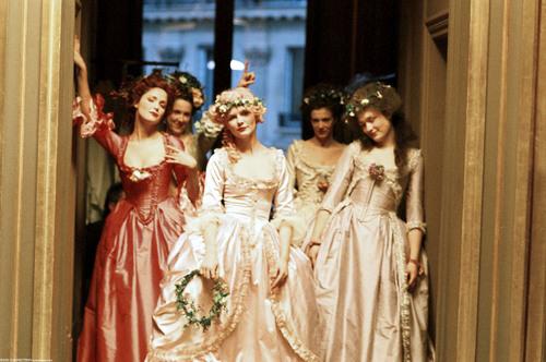 Rose in Marie Antoinette