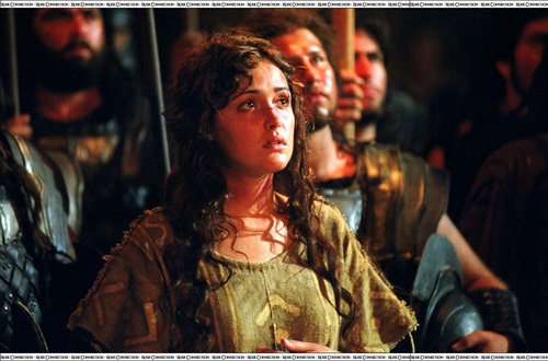 Rose in Troy