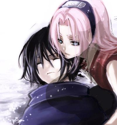 SasuSaku in 愛