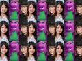 Selena,Barney,and Demi