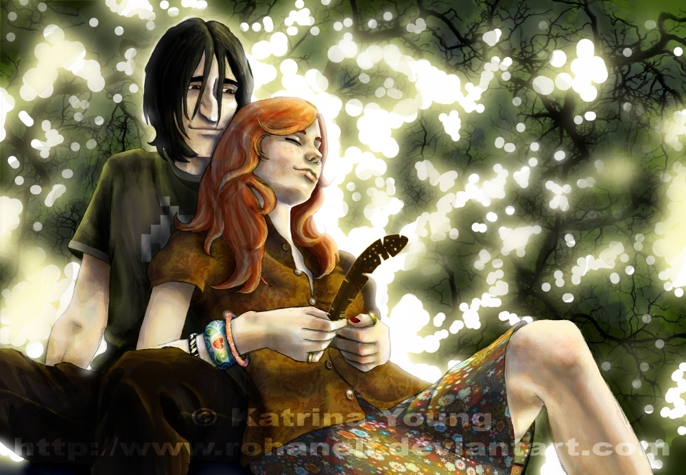 severus and lily - photo #32