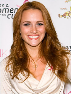 Shantel VanSanten  As  Quinn  James