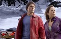 Smallville Wallpaper: Clark & Lois