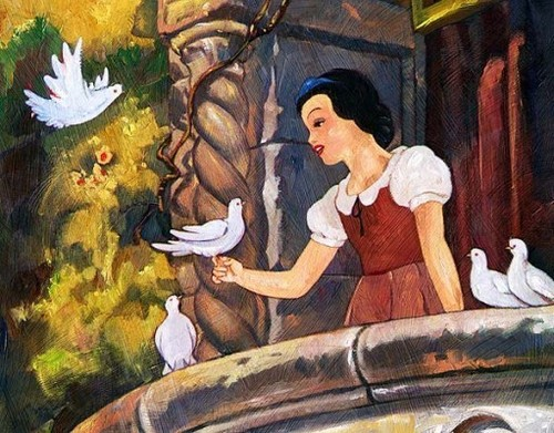 Snow White wallpaper with anime titled Snow White