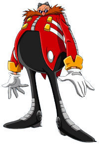 Sonic X Eggman