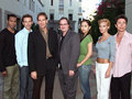 星, つ星 Trek Enterprise Cast