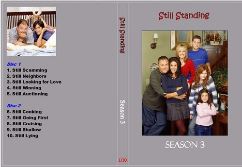 Still Standing DVD