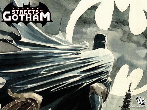 Streets of Gotham