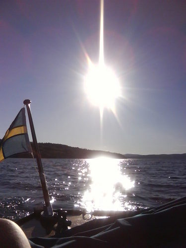 Sweden (home and out on the boat)