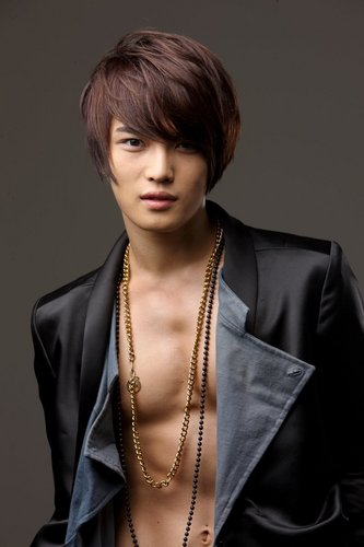 Hero Jae Joong Обои containing a business suit entitled TVXQ