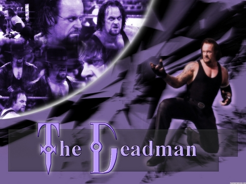 Taker - undertaker Wallpaper