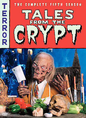 Tales From the Crypt DVD's
