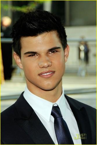 Taylor Lautner at the CFDA Awards